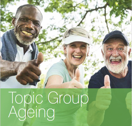 Ageing Topic Group meeting – 12-13 March 2019, Poynton, UK