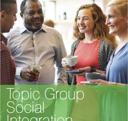 Joint Social Integration & Ageing Topic Group web-meeting