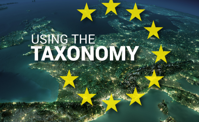 """Strategic Workshop """"The environmental & social EU taxonomy and the access to sustainable financing"""" – 18 November 2021, WebEx"""